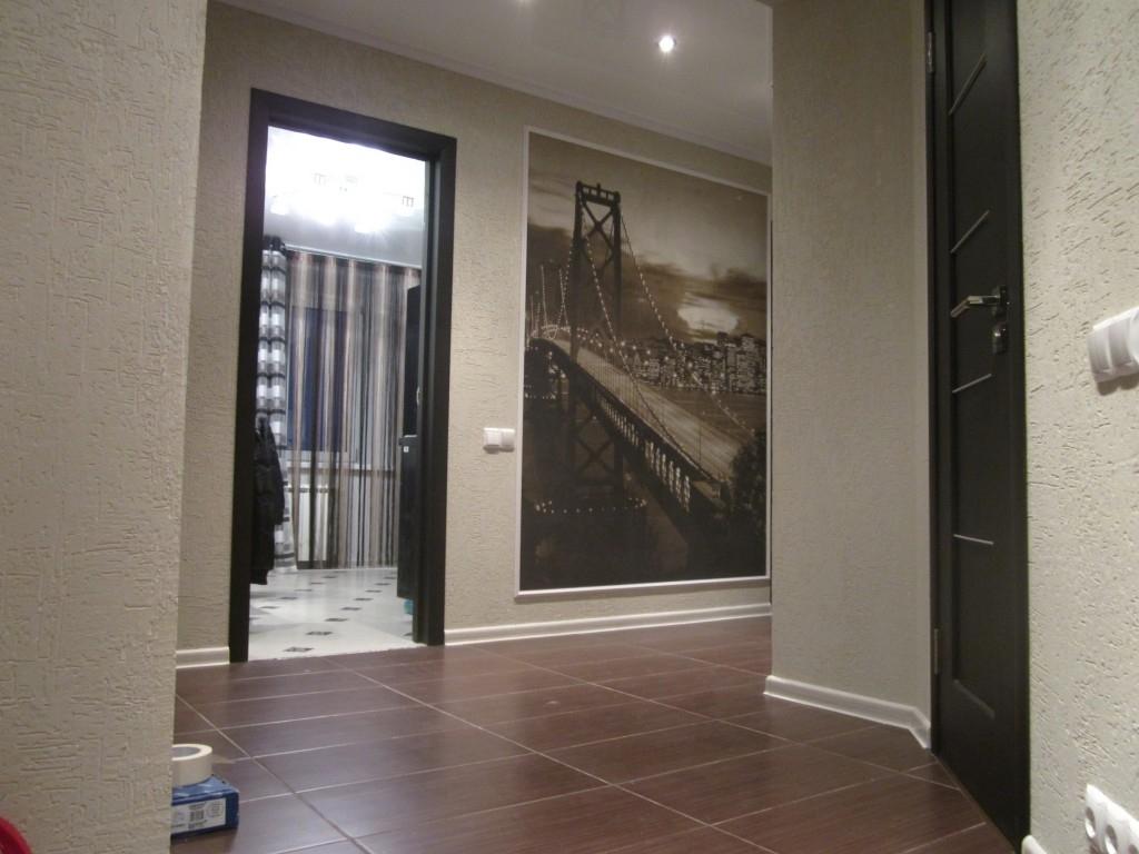 штукатурка коридора