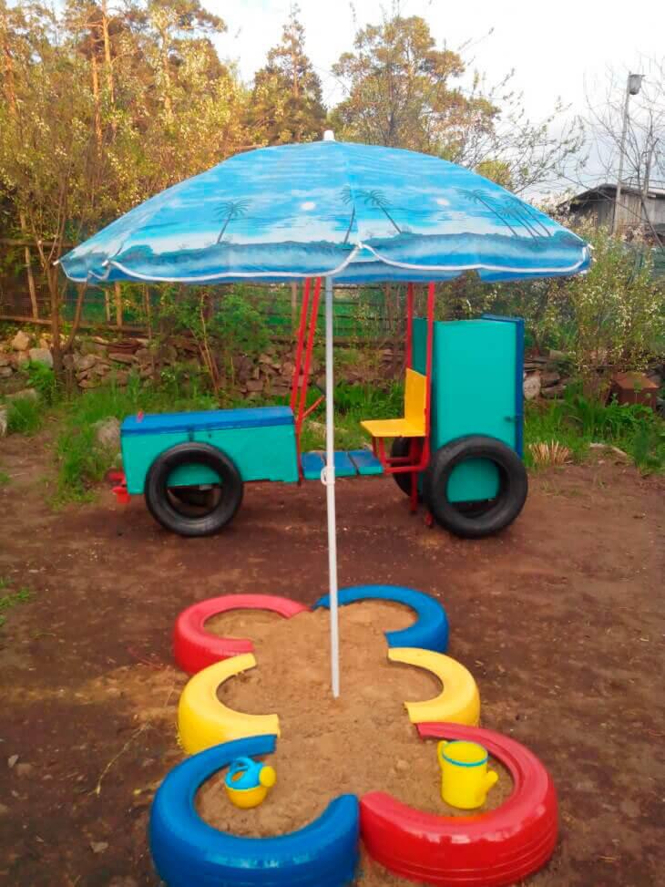 зонтик или гриб