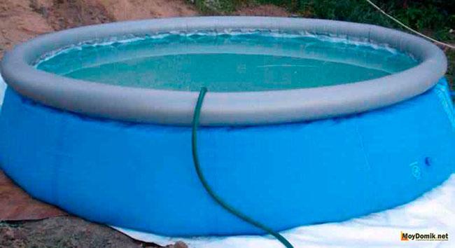 Какой тип бассейна выбрать
