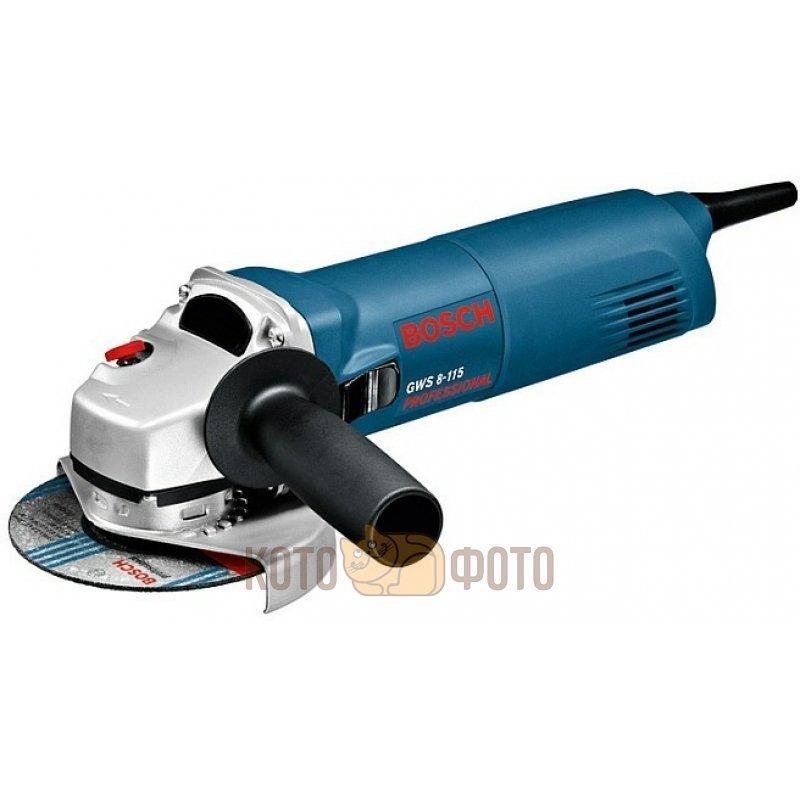 Шлифмашина угловая Bosch GWS 1000 (6018218R0)