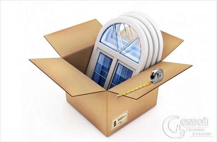 Замеры и заказ оконных конструкций